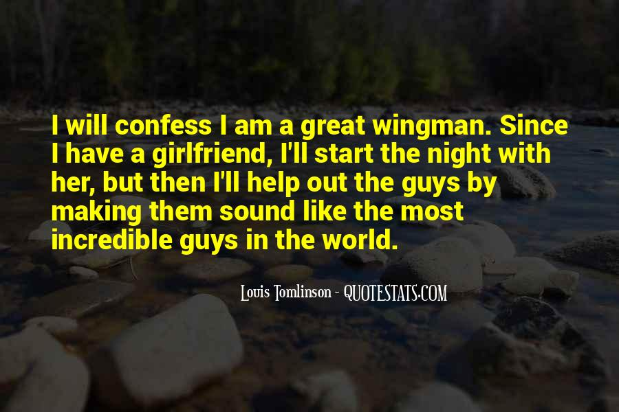 Great Wingman Quotes #751006