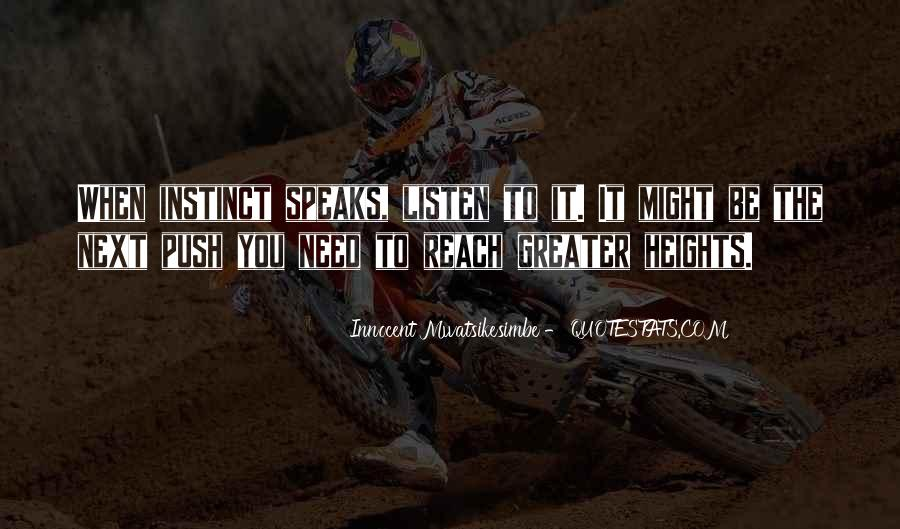 Greater Success Quotes #161105