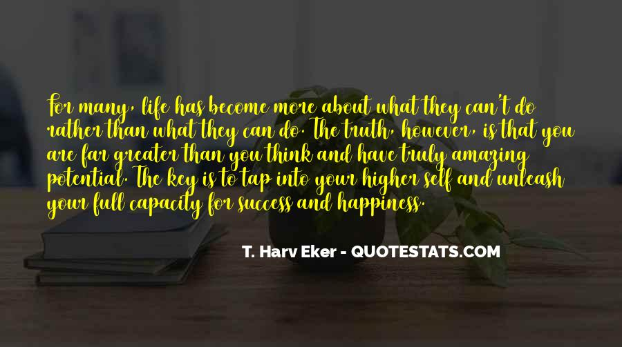 Greater Success Quotes #240490