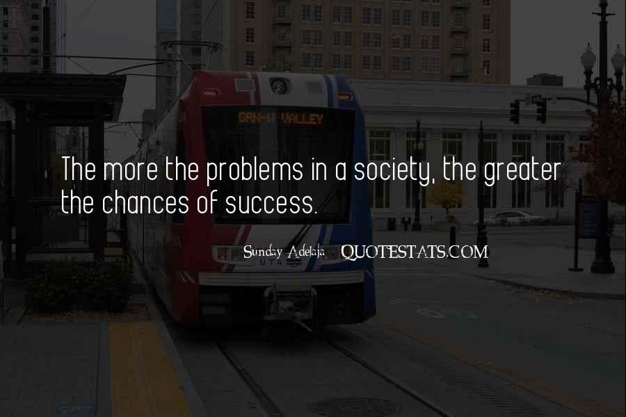 Greater Success Quotes #242269