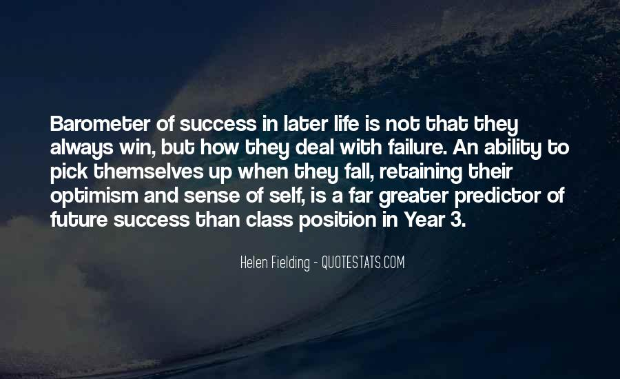 Greater Success Quotes #28989