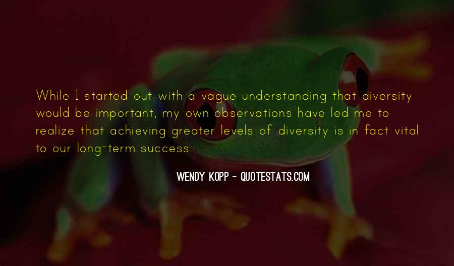 Greater Success Quotes #291146