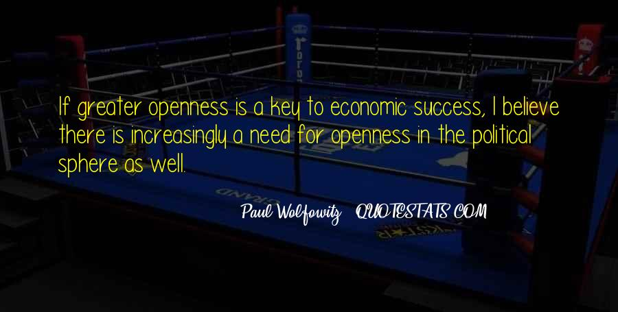 Greater Success Quotes #358100