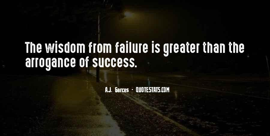 Greater Success Quotes #463521