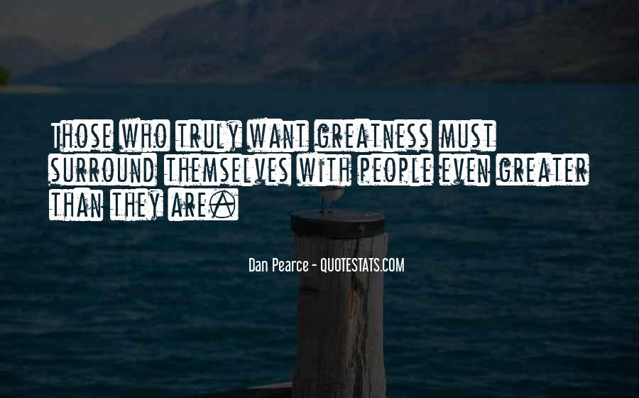 Greater Success Quotes #543269
