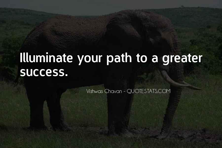 Greater Success Quotes #588741