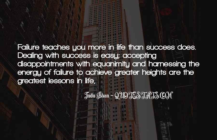 Greater Success Quotes #590451
