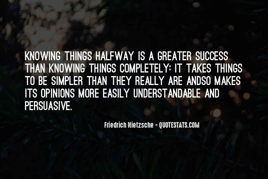 Greater Success Quotes #694725