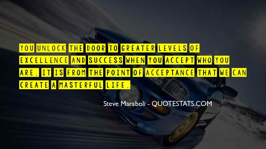 Greater Success Quotes #840570
