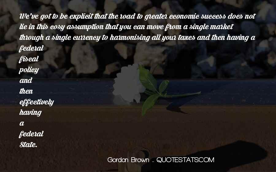 Greater Success Quotes #844227