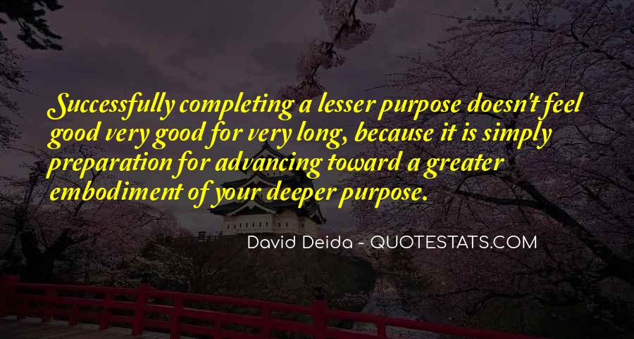 Greater Success Quotes #860024