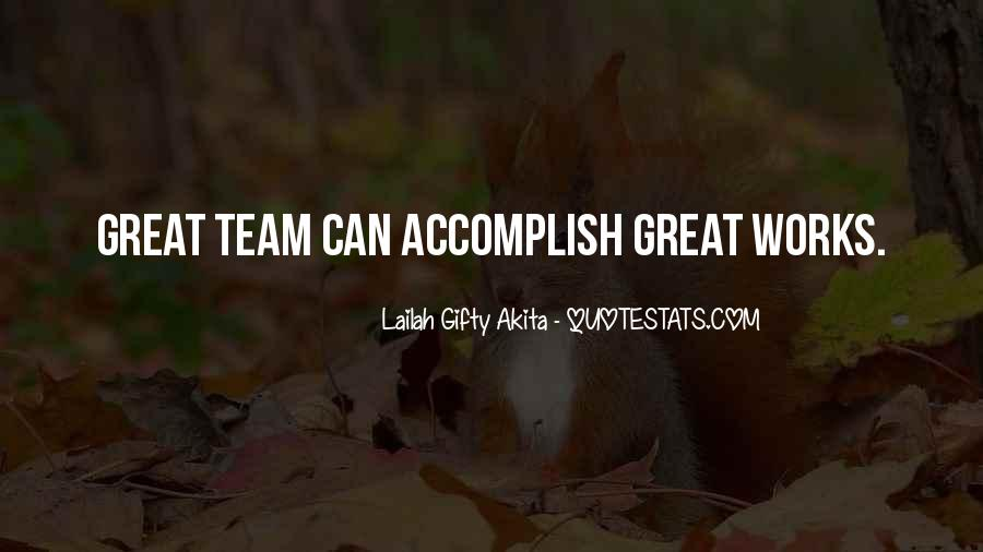 Greater Success Quotes #933799