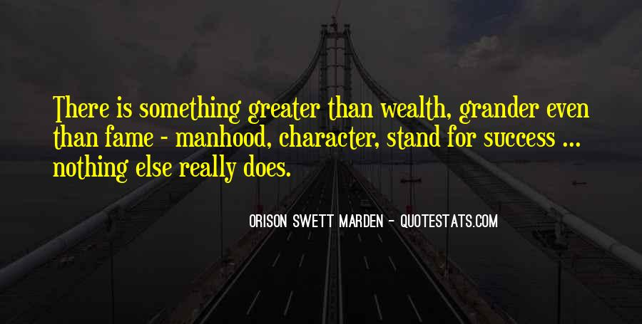 Greater Success Quotes #939220