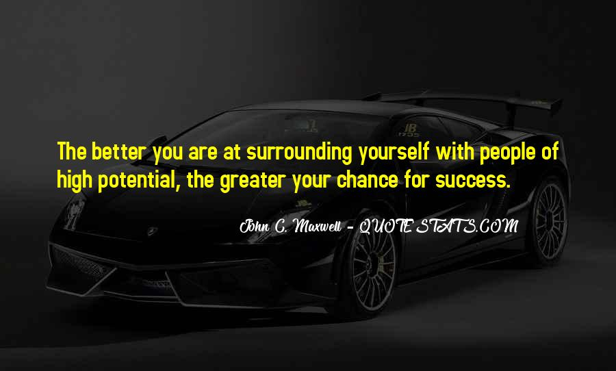 Greater Success Quotes #948136