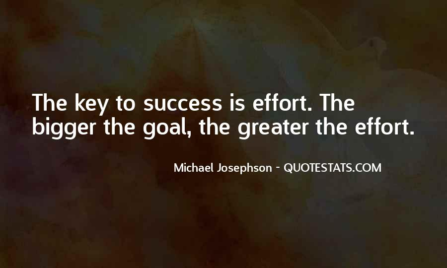 Greater Success Quotes #963521