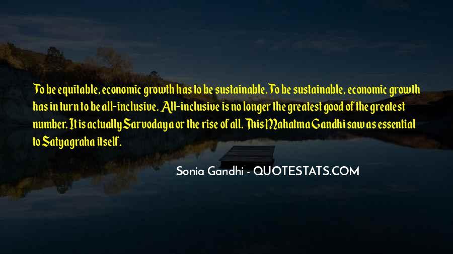 Greatest Economic Quotes #149536