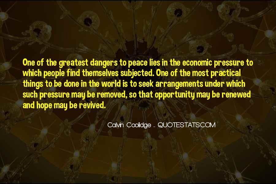 Greatest Economic Quotes #160780