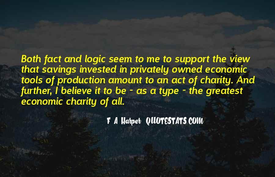 Greatest Economic Quotes #1873974
