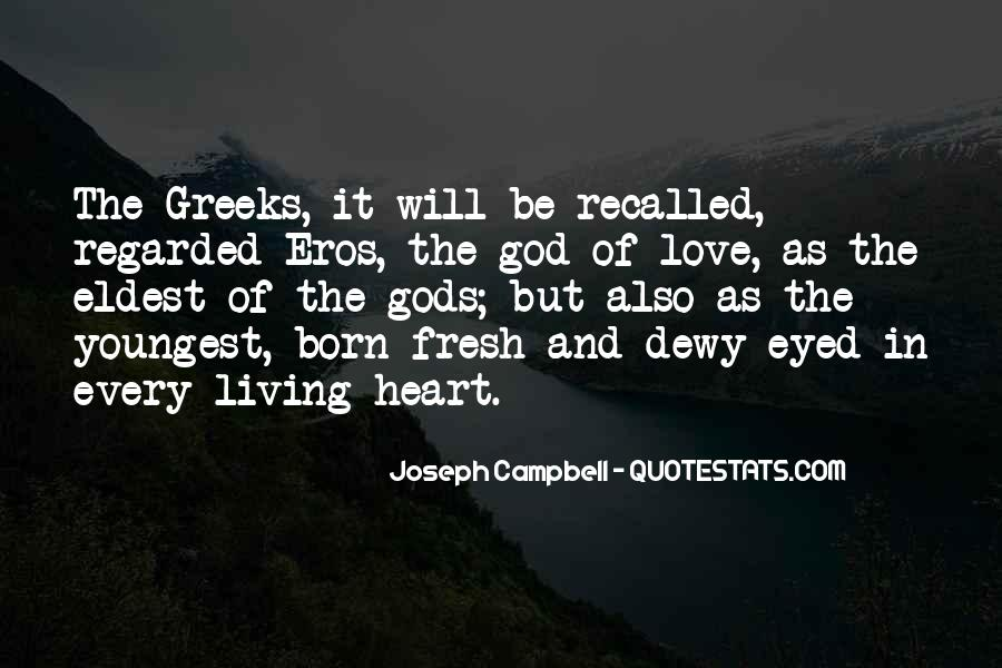 Greek God Of Love Quotes #1132800