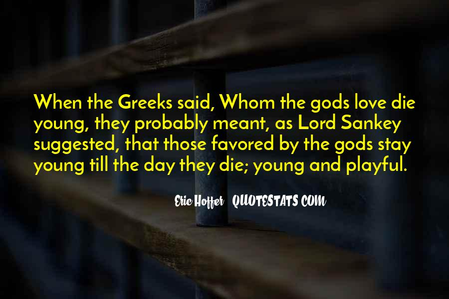 God Is Love Quotes | Top 15 Greek God Of Love Quotes Famous Quotes Sayings About Greek