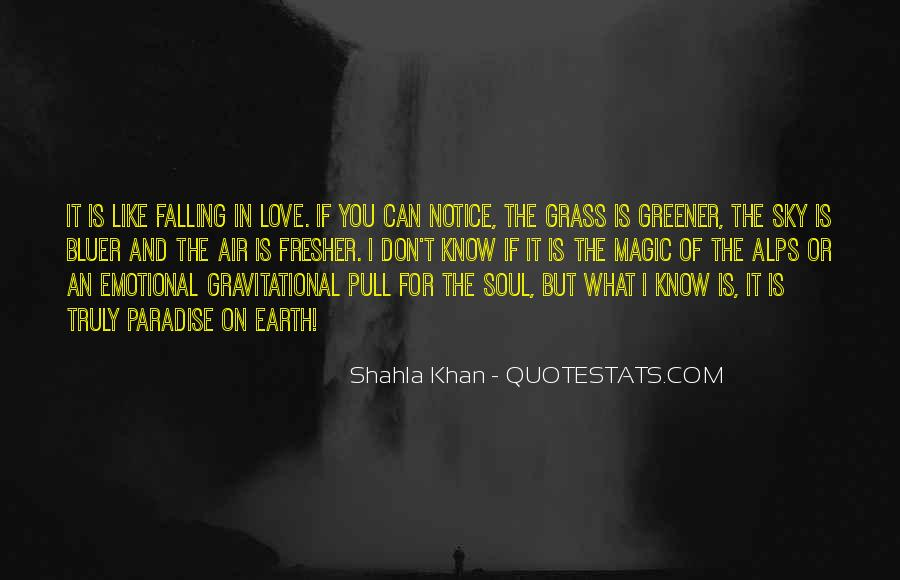 Green Greener Quotes #1445628