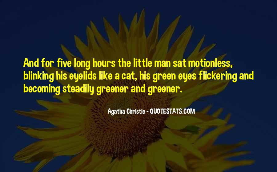 Green Greener Quotes #74668