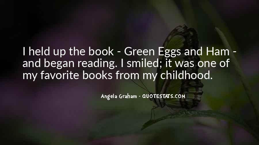 Green Ham And Eggs Quotes #40677