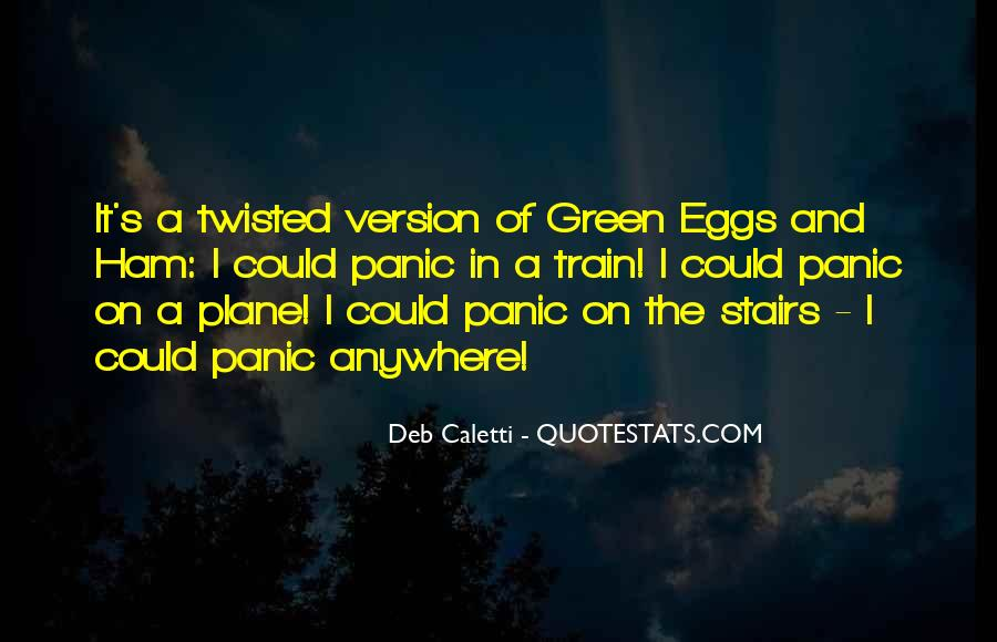 Green Ham And Eggs Quotes #609790