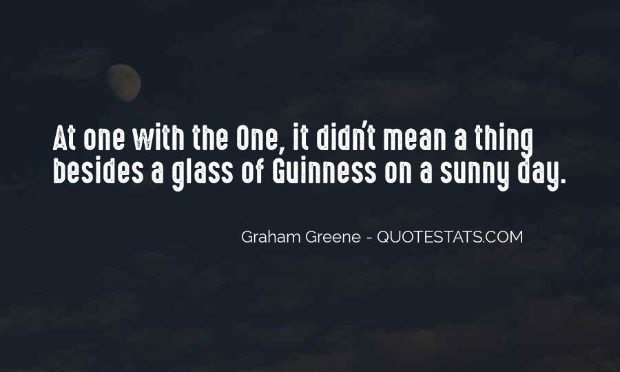 Greene Graham Quotes #112517