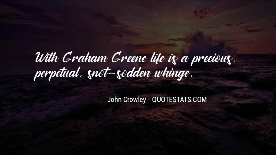 Greene Graham Quotes #115463
