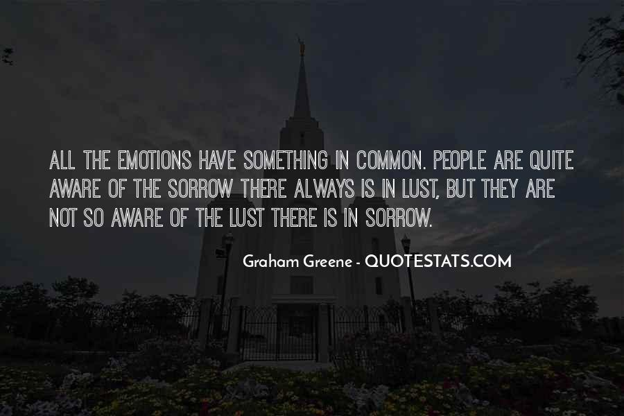 Greene Graham Quotes #123723