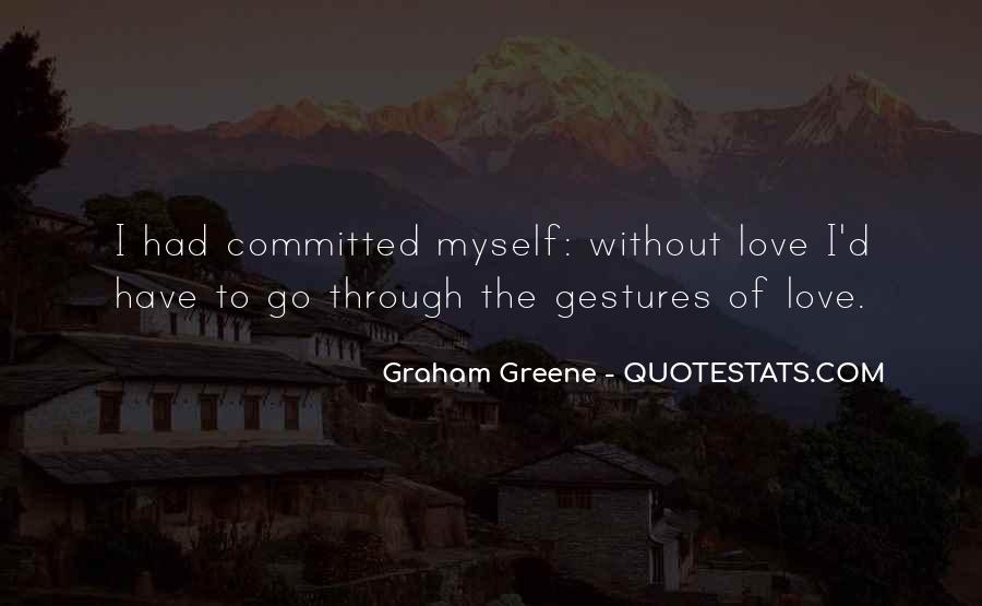 Greene Graham Quotes #152133