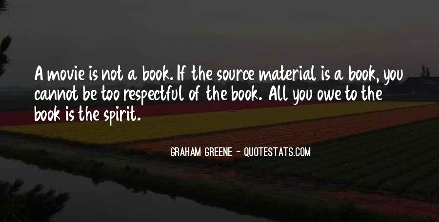 Greene Graham Quotes #168093