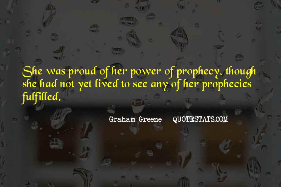 Greene Graham Quotes #17080