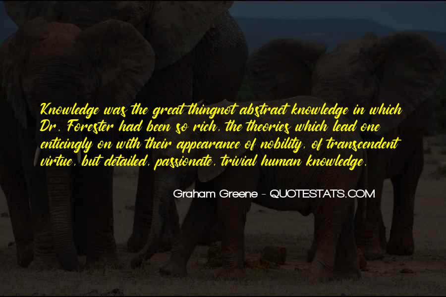 Greene Graham Quotes #19920