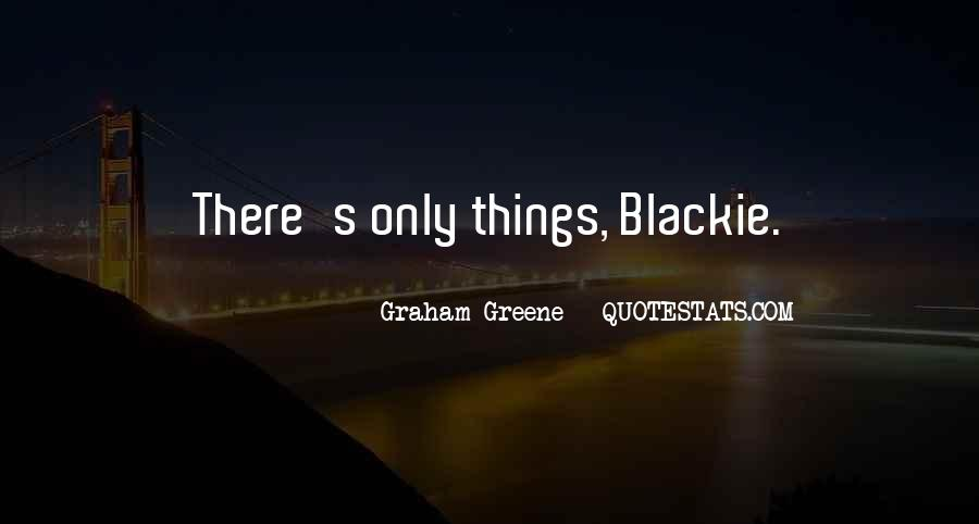 Greene Graham Quotes #208227