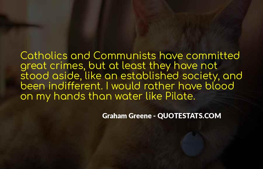Greene Graham Quotes #232888