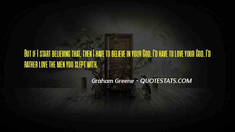 Greene Graham Quotes #239178