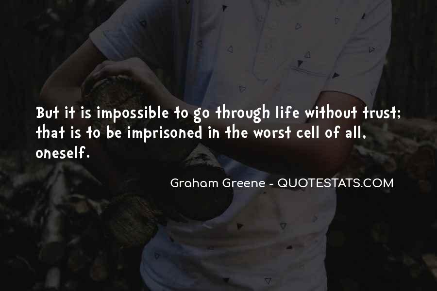 Greene Graham Quotes #249843