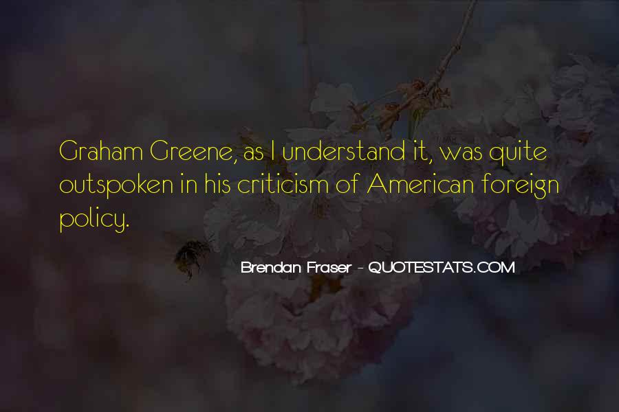 Greene Graham Quotes #262594