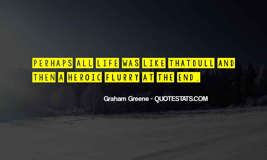 Greene Graham Quotes #275252