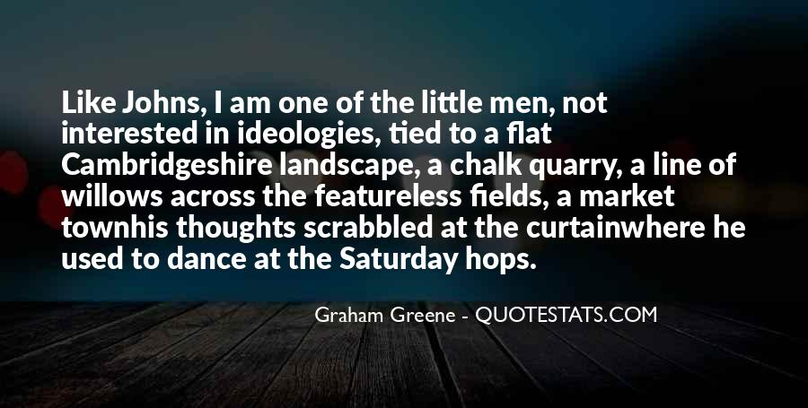 Greene Graham Quotes #344797