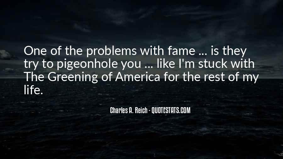 Greening Of America Quotes #229938