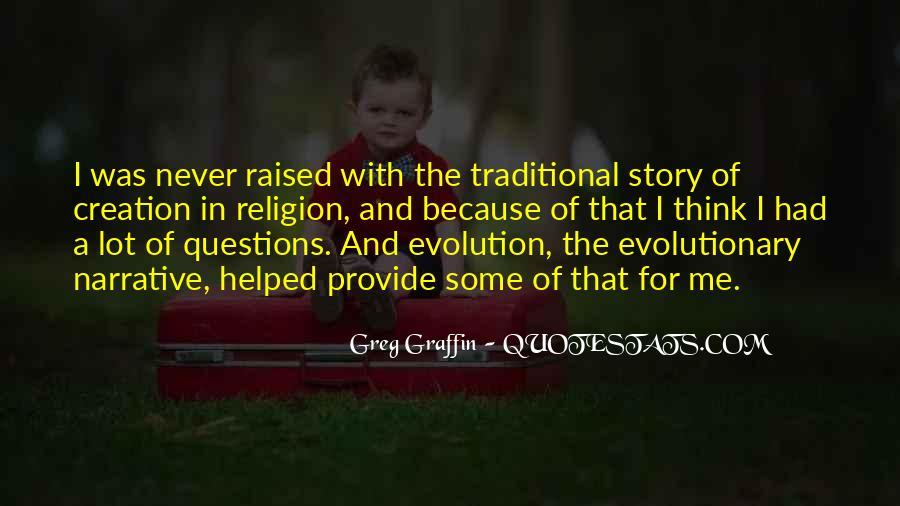 Greg Graffin Religion Quotes #1079034