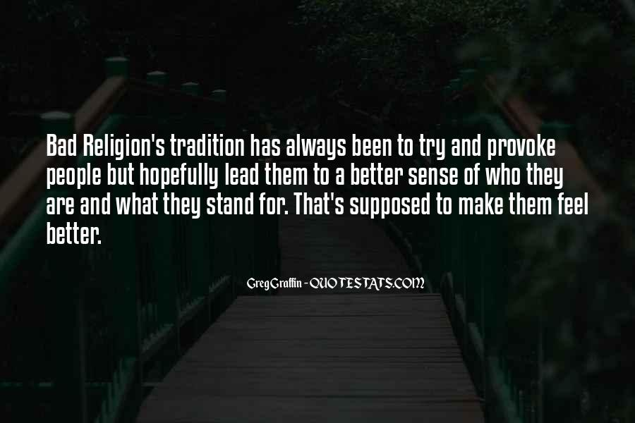 Greg Graffin Religion Quotes #158411
