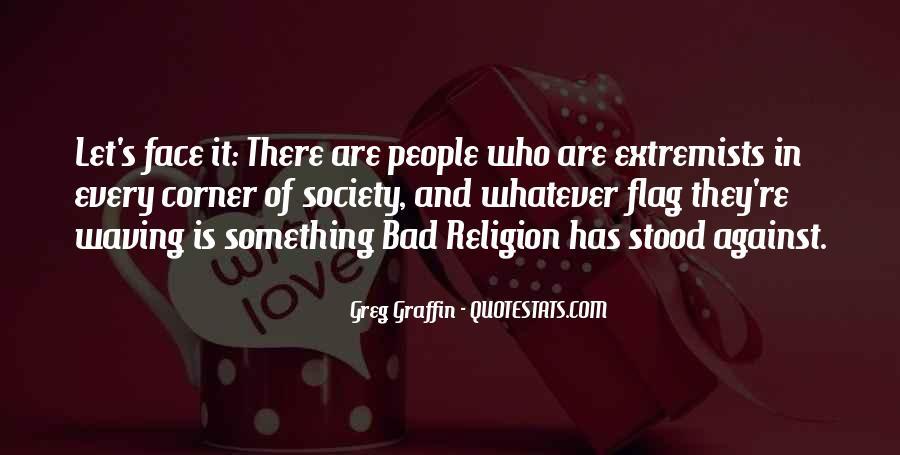 Greg Graffin Religion Quotes #1683187