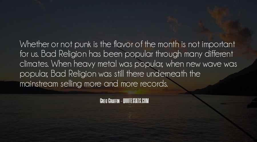 Greg Graffin Religion Quotes #597969