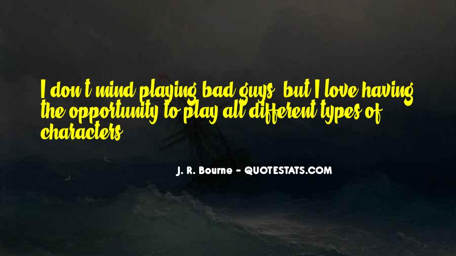 Quotes About The Different Types Of Love #1379088