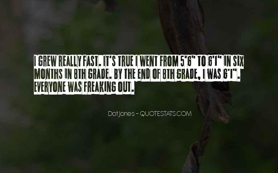 Grew Up Too Fast Quotes #1247853