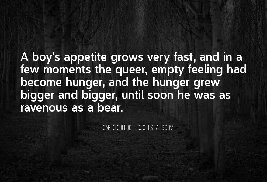Grew Up Too Fast Quotes #1446479